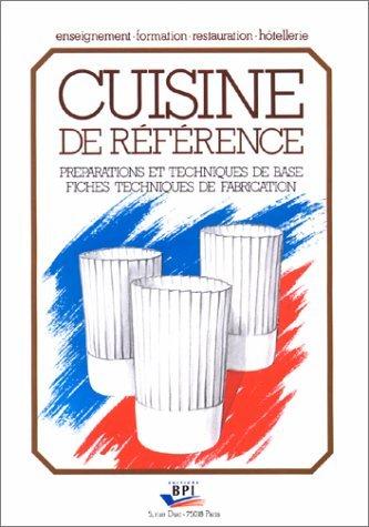 BPI Best Practice Inside Editeur De Formations En Hôtellerie - Fiche technique cap cuisine
