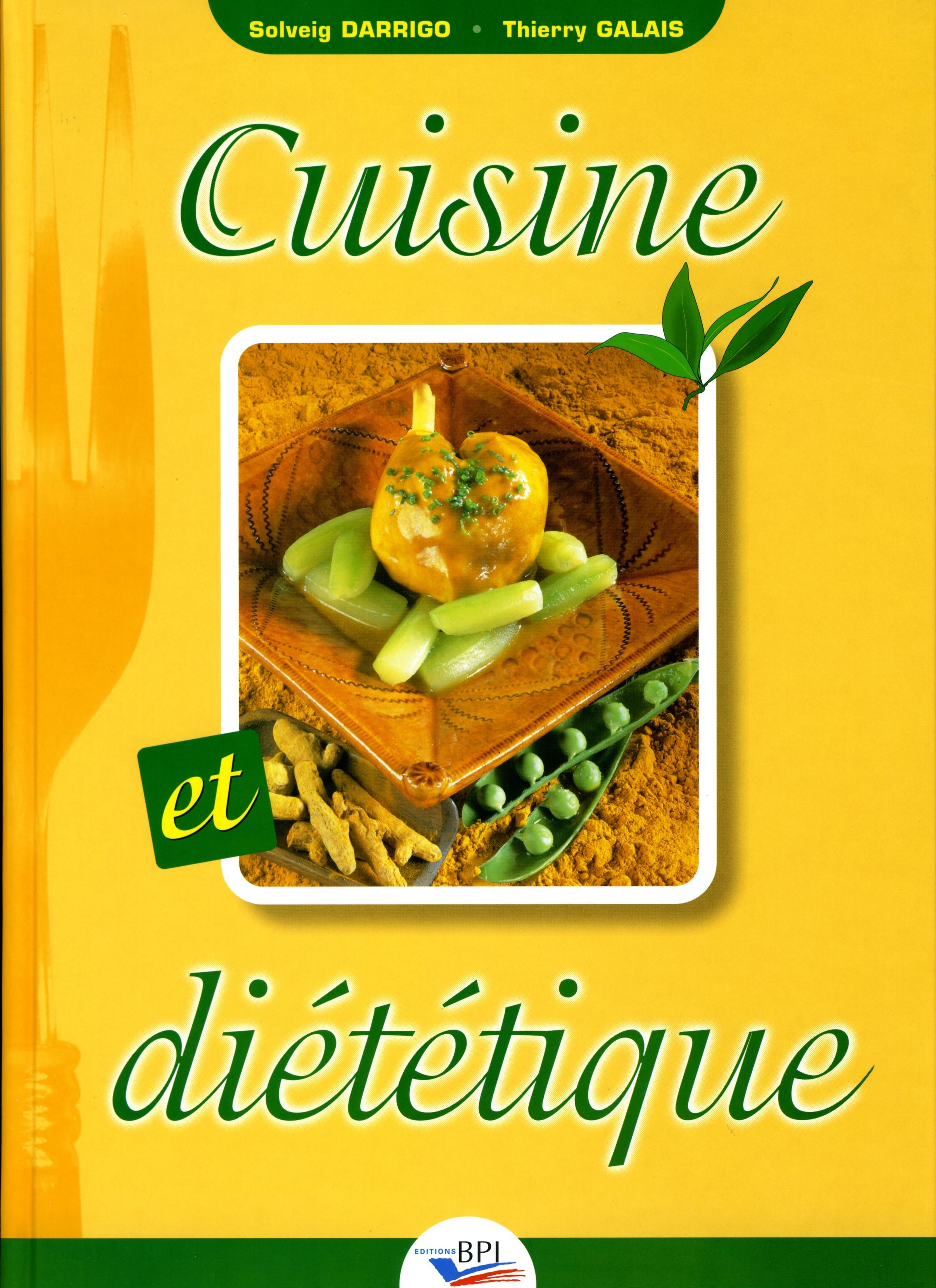 Cuisine et di t tique s darrigo t galais ean13 for Professeur de cuisine