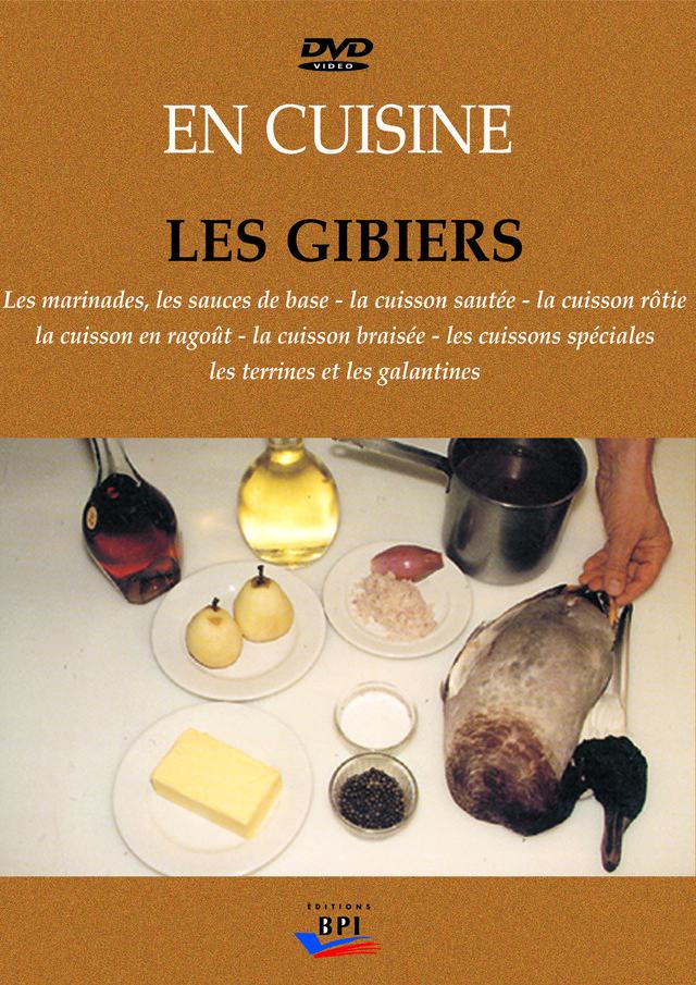 En Cuisine Les Gibiers M Mattiussi J Deletombe Jj
