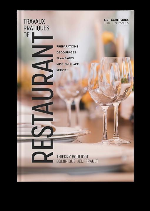 travaux pratiques de restaurant -