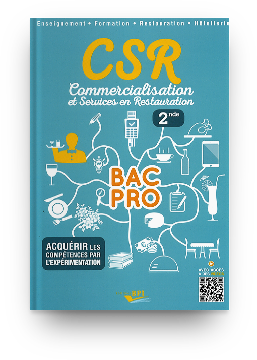 Csr Bac Pro Sde Acquerir Ses Competences Par L