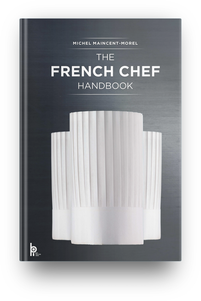 The French Chef Handbook La Cuisine De Reference En Anglais M