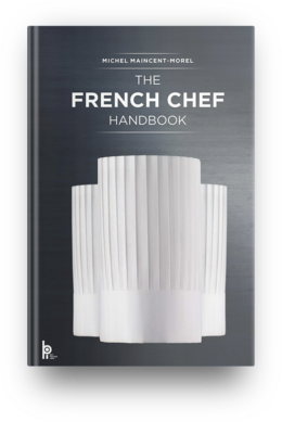 The French Chef Handbook  -  M. MAINCENT - MOREL - Editions BPI